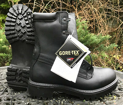 Genuine British Army Cold Weather Waterproof Gortex Boots, NEW Size 5S