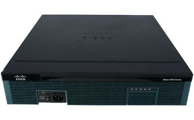 CISCO 2900 2921 K9 Integrated Services Router