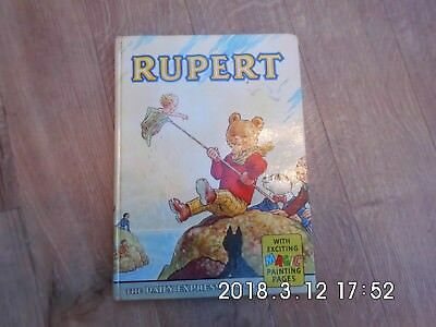 Vintage 1963 Rupert Annual VGC Price Unclipped