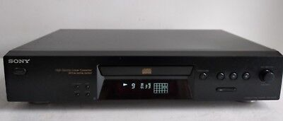 Sony Cdp-Xe370 Stereo Compact Disc Cd Player Hi-Fi High Density Linear Converter