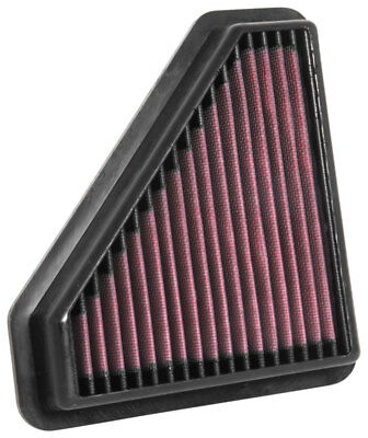 K&N 33-3124 High Flow Air Filter for Honda Civic IX 1.4 2012-2017