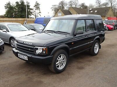 2003 Land Rover Discovery Td5