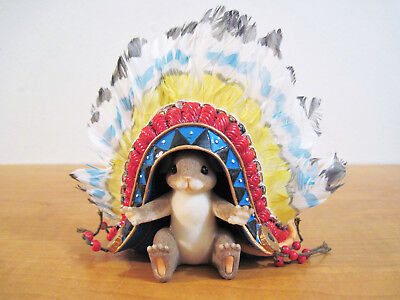 Charming Tails Mouse You Are The Chief Purpose In My Life Signature Series Griff