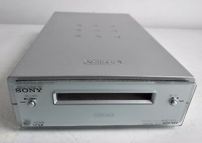 Sony Net Md Mds-Nt1 Mini Disc Player Component Deck Home Stereo Hi Fi Rare Mdlp