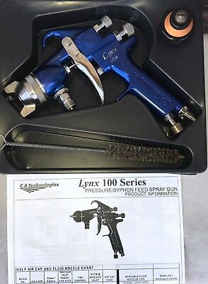 c a technologies spray gun