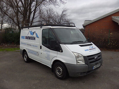 2009 Ford Transit 2.2Tdci Swb 85Ps T280 Spares Or Repair Runner Not Breaking
