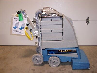 *NEW* EDIC Polaris 1200 (1201PS) Self-Contained Carpet Extractor (12 gallon)