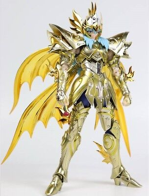 Saint Seiya Myth Cloth EX Poissons Aphrodite Soul Of Gold, Cs models Metal
