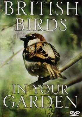 British Birds In Your Garden [DVD] [2006] Very Good PAL Region 2