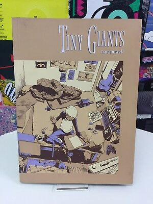 Tiny Giants Graphic Novel Nate Powell FREE P&P ON ALL OUR AUCTIONS!!!