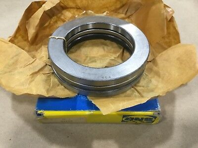 SNR 51216 Thrust Ball Bearing #10B48TK