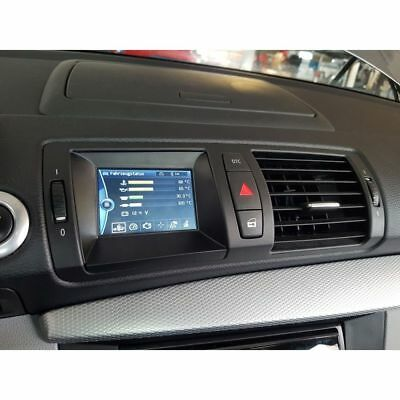 Daten Display für BMW 1er E81 E82 E87 E88 inkl. M AK-Motion Displaysystem