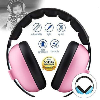 Child Baby Hearing Protection Safety Ear Muff Kids Noise Cancelling Headphones