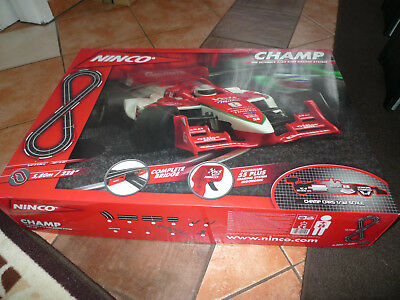 Ninco Champ, Rennbahn, Ultimate 1/32 Slot Racing System