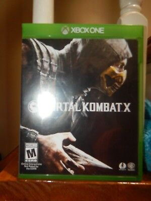 Mortal Kombat X Game For Xbox One