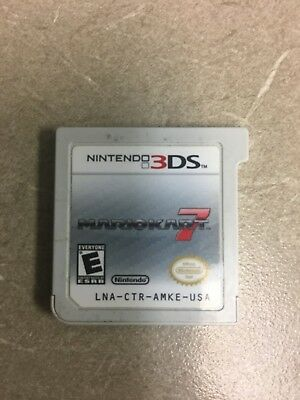 Mario Kart 7 - Game Cartridge Only - NINTENDO 3DS