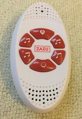 Zazu Electronic Comforter Musical With heartbeat Sound Music Sleeping Aid