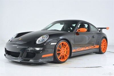 2007 Porsche 911 GT3 RS Ceramic Composite Brake PCCB Carbon Fiber Bi-Xenon Low Miles Excellent Condition