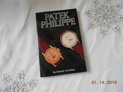Book - Patek Philippe Identification and Price ,by Roy Ehrhardt and Joe DeMesy