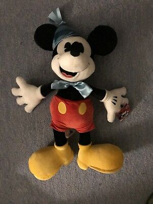 "Disneyland Mickey Mouse 90th Birthday 24"" Inch Plush Disney Parks Exclusive"