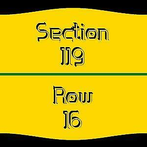 2 Tickets AFC Championship Game: Kansas City Chiefs vs. New England Patriots 1/2
