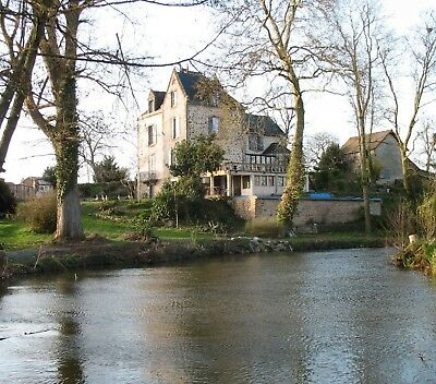 FOR SALE OR PART / EXCHANGE. Home & Income. Riverside period Manor House B&B