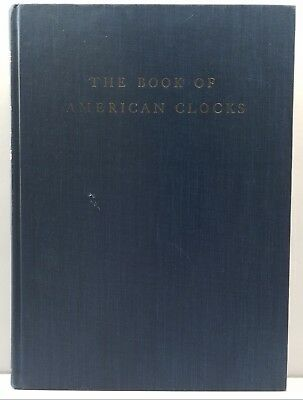 The Book Of American Clocks By Brooks Palmer 1928