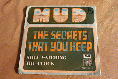 mud - the secrets that you heep   45t
