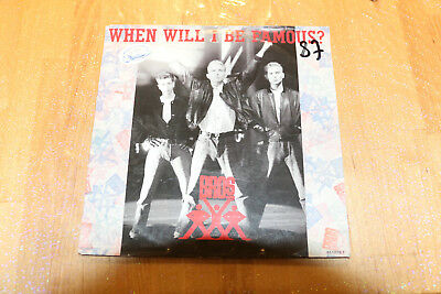 bros - when will i be famous   45t