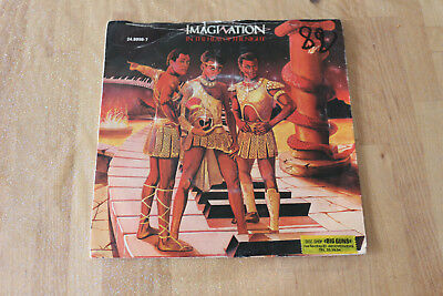 Imagination ‎– In The Heat Of The Night