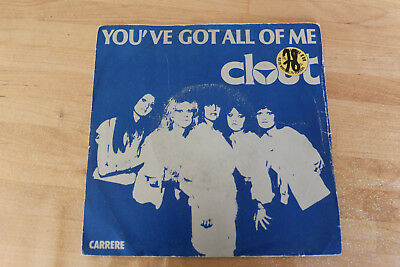 clout - you've got of me   45t