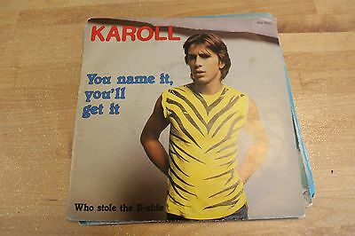 karoll - you name it , you'll get it   45t