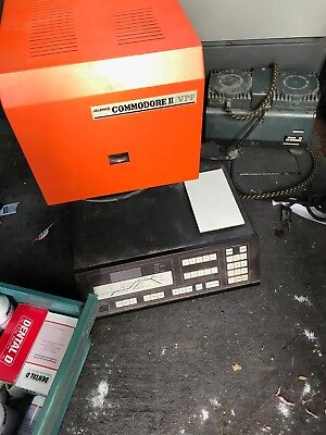 Jelenko Commodore II porcelain furnace dental lab with pump, might ship it.