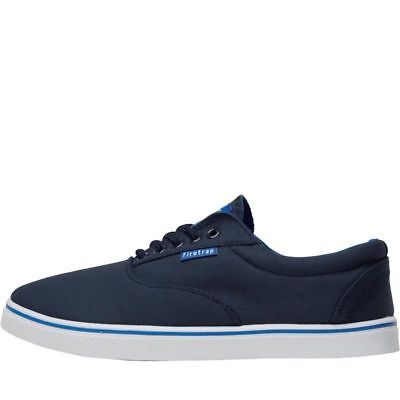 11 x FIRETRAP NAVY/RED NVY/NVY CANVAS SHOE MENS TRAINER MENS BRAND NEW WHOLESALE