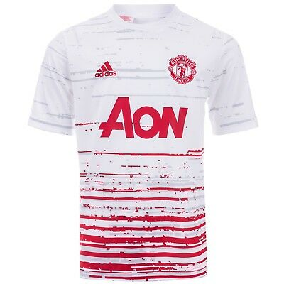 Maillot Manchester United Adidas Taille XL neuf et authentique