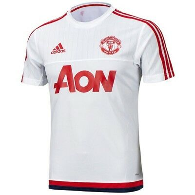Maillot Manchester United Adidas taille XL neuf et authentique foot