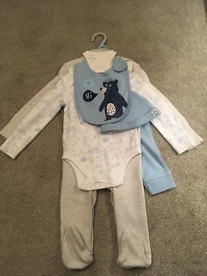 baby boys sleep Set 6-9 Months From Tesco