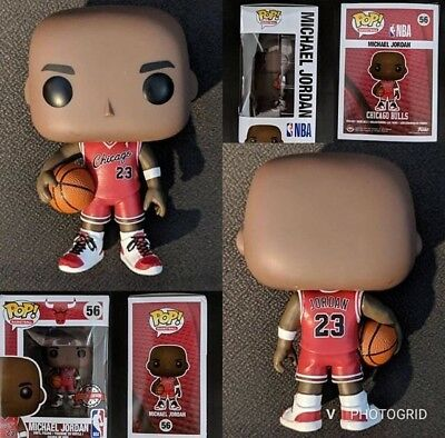 Michael Jordan Rookie *Target Exclusive* Funko Pop! Chicago Bulls PREORDER