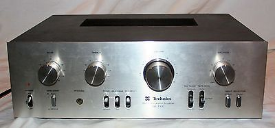 Technics SU-7100 amplifier vintage SU7100 SU 7100 integrated amp  8Ω