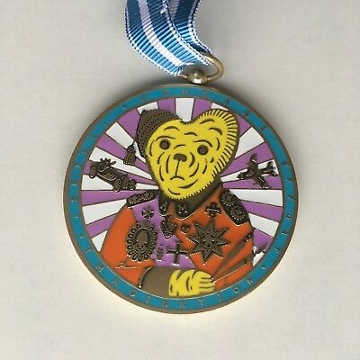 Grayson Perry - Alan Measles - Bear - Medal - Limited Edition of 300 - CoA