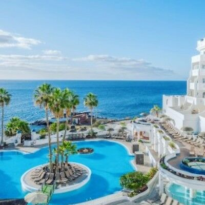 Flights Luton To Tenerife with Hotel - Holiday - January