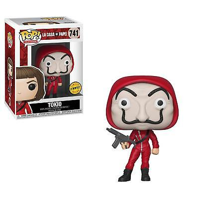 Funko Pop! Television: Money Heist Tokiow 741 34488 (Chase) In stock