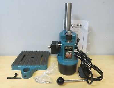 KATSU® 100080 Mini Bench Drill Press 180W 220V 50Hz 7000RPM Fit Max 6.5MM Drill