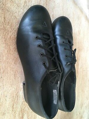 Used Bloch Women Size 6.5 Tap Shoes Black