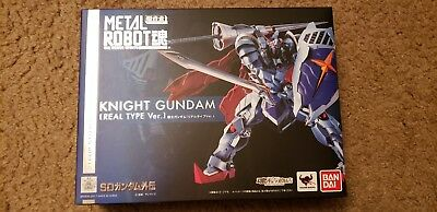 Metal Robot Spirits Knight Gundam