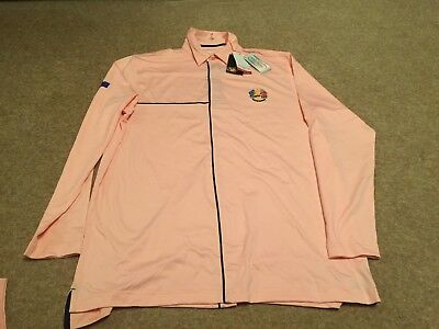Ryder Cup 2010 Glenmuir polo Shirt as worn by players mint condition New Large