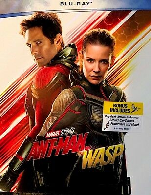 Ant-Man and The Wasp, 2018, Blu-Ray