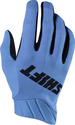Shift 3lack Air Glove's Blue (Size:MD,XL,2XL) MOTOCROSS CLEARANCE!!