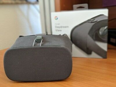 Google Daydream View VR (Virtual Reality Headset - 2nd Gen - Latest) Charcoal