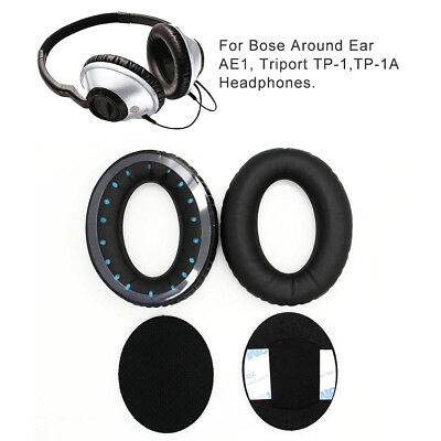 Replacement Ear Pads Cushion for Bose QuietComfort QC15 QC2 Headphones HS